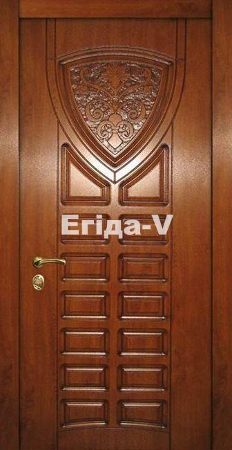 дверь стальная входная патина