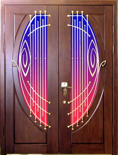 двери входные металлические двойные эксклюзив