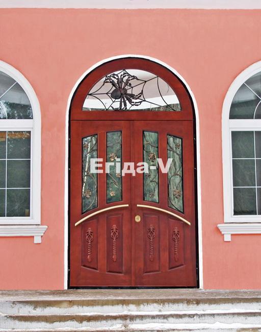 клинские входные металлические уличные двери